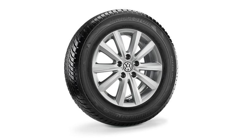 17 tommers Merano felger til Volkswagen T-Roc Sport Exclusive SUV