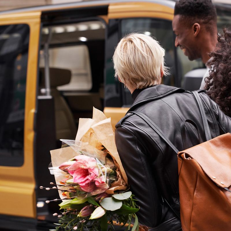 Mobilność Volkswagena w mieście