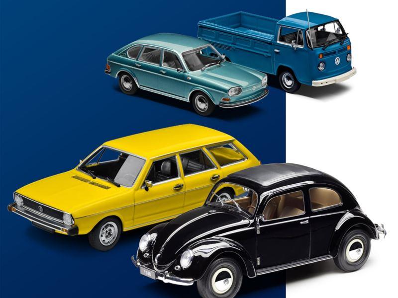 Modellini Volkswagen