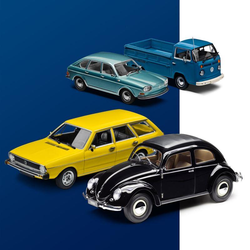 Modellini Volkswagen Classic