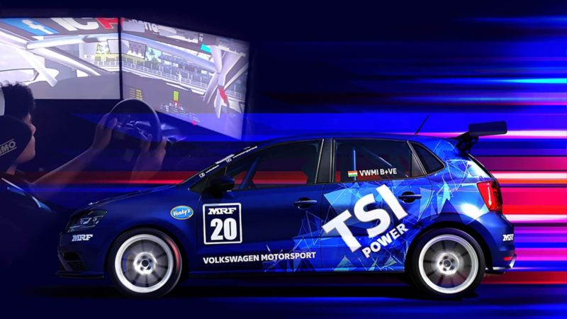 Motorsport Virtual Racing