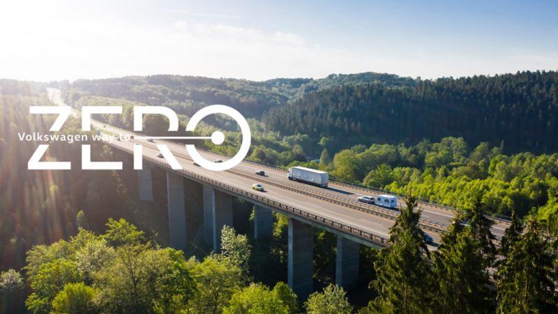 Way to Zero - Logo