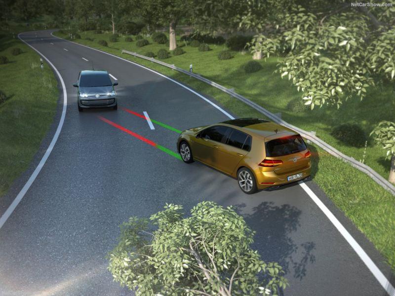 Multi Collision braking system