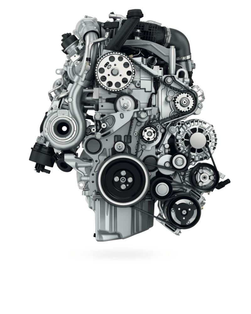 Vemos um motor em detalhe.