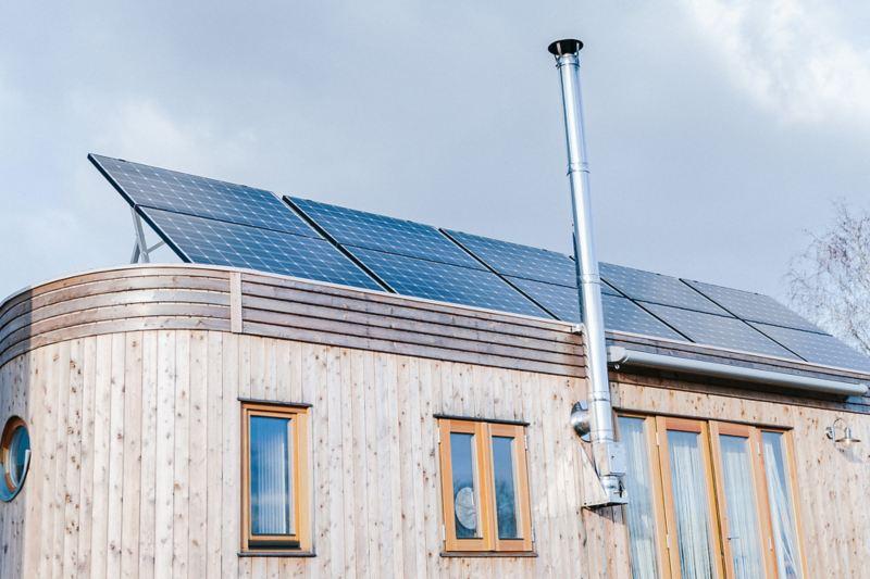 Solarstrom für einen umweltschonenden Urlaub