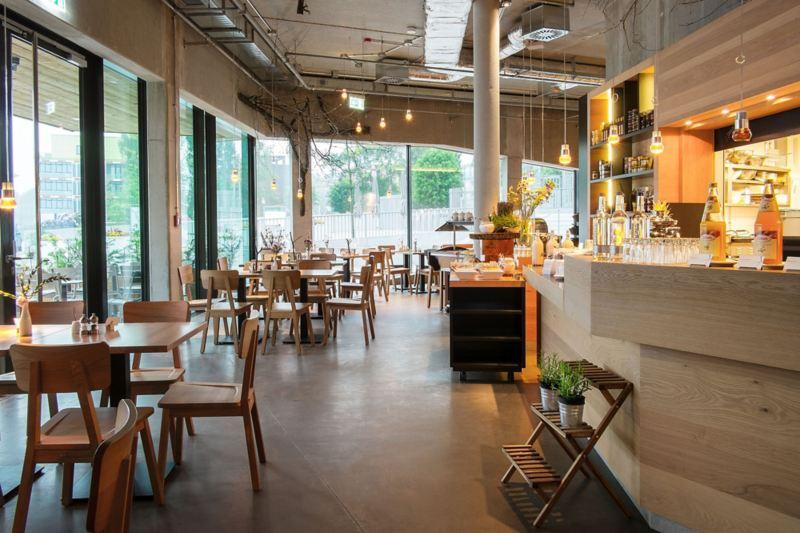 Nachhaltiges Hotelrestaurant