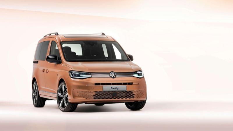Новый Caddy марки Volkswagen