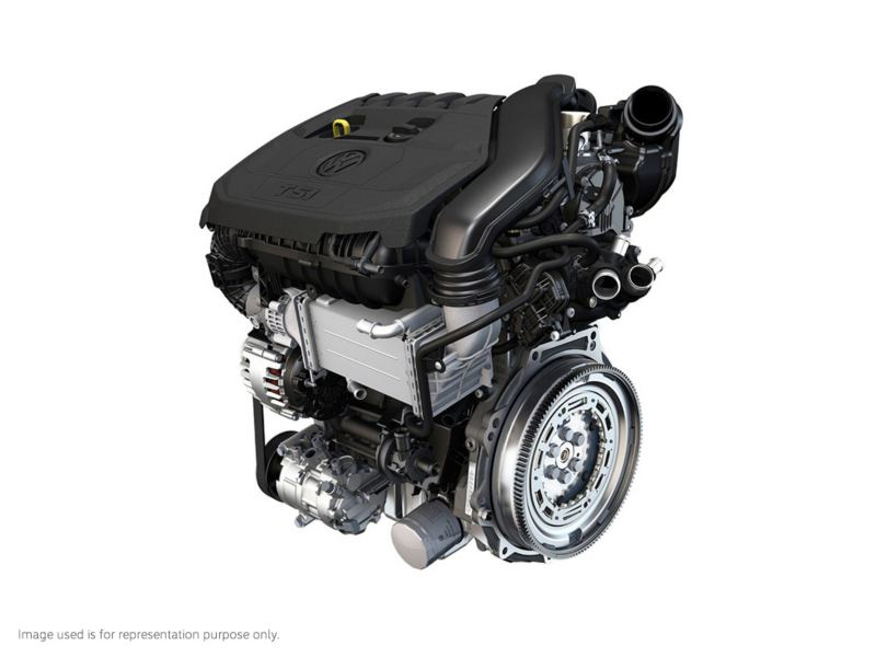 Vento TSI BS6 Engine