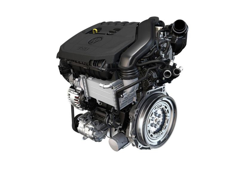 Vento TSI BS6 Engine