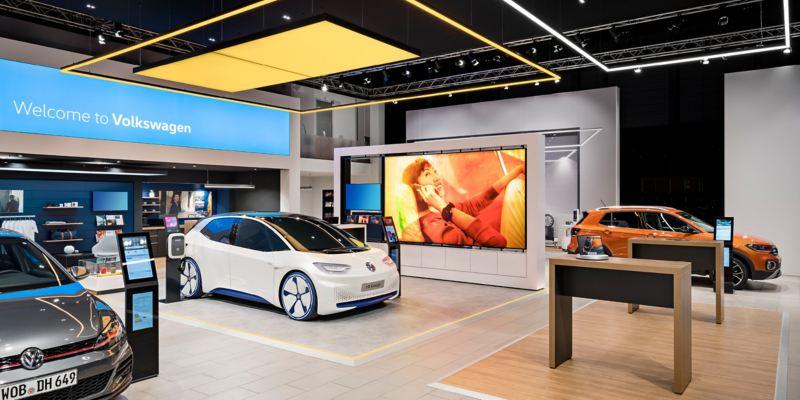 Der neue Markenauftritt im Autohaus