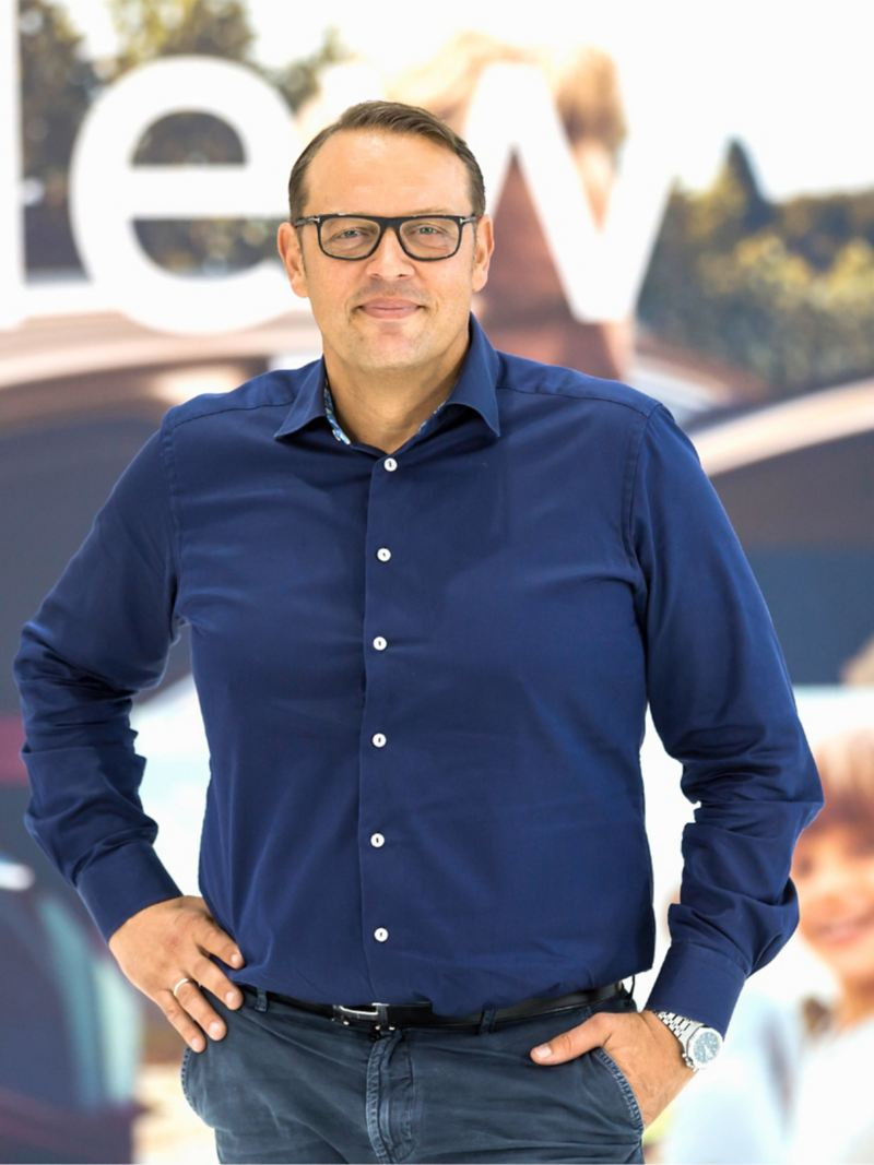 Chief Marketing Officer Jochen Sengpiehl