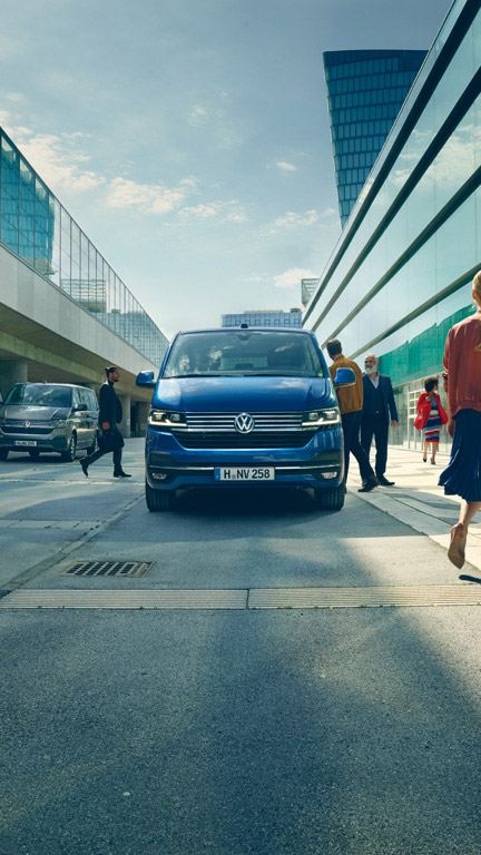 Nuovo look VW