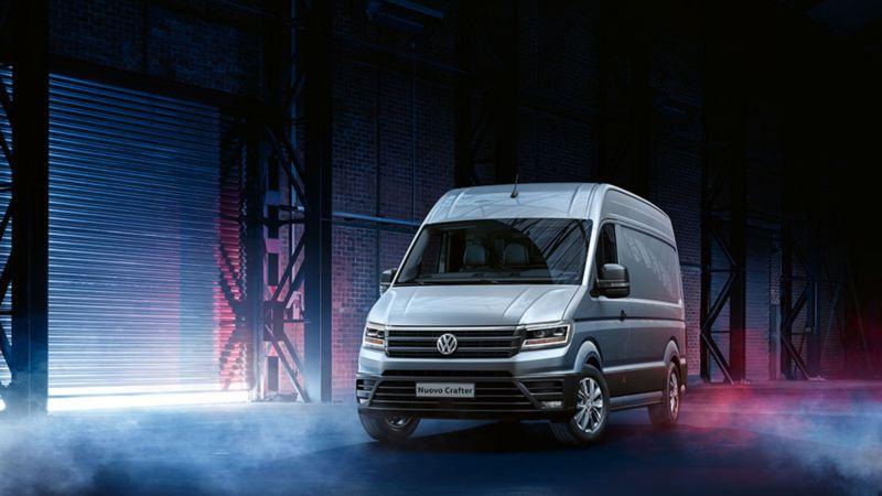 Catalogo e listino Volkswagen Crafter