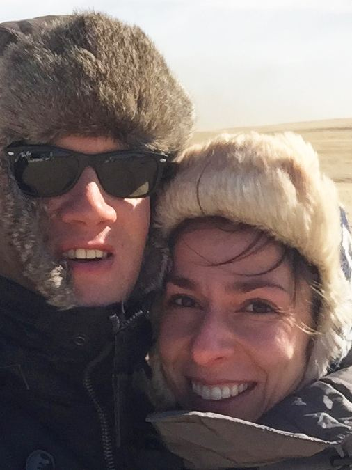 Alison Avanzini, Martin Cornelis: Selfie i Mongoliet