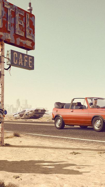 L'entretien par Volkswagen