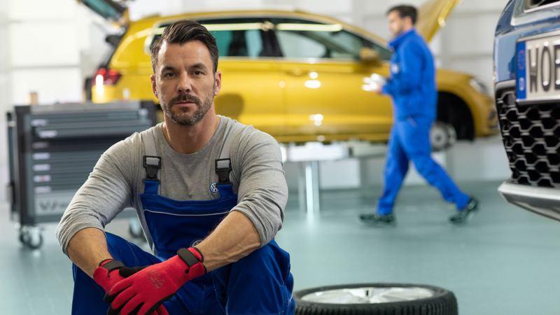 Técnico especializado Volkswagen