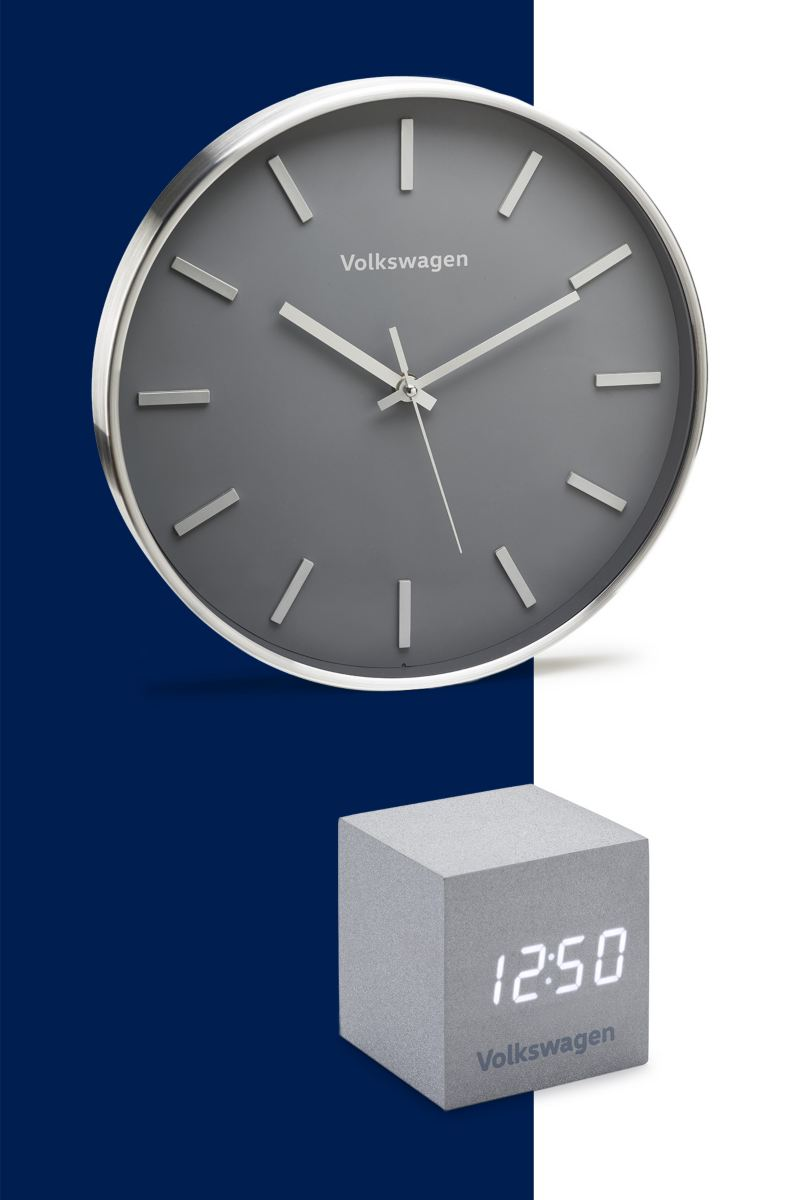Orologio e sveglia Volkswagen
