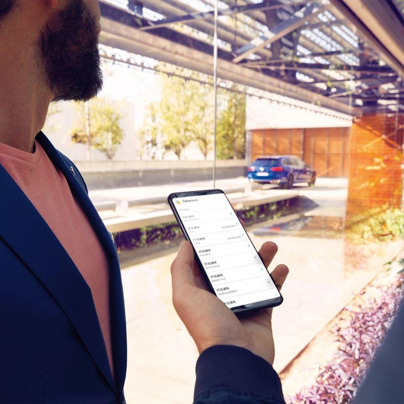 We Connect Fleet - Strecken automatisch im Fahrtenbuch erfassen