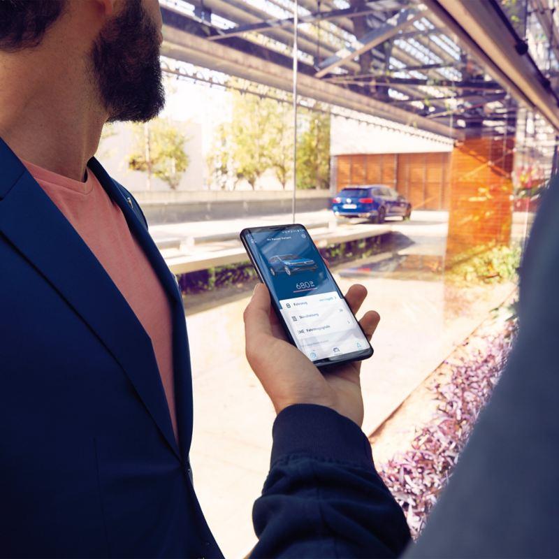We Connect - Türen und Licht per Smartphone checken