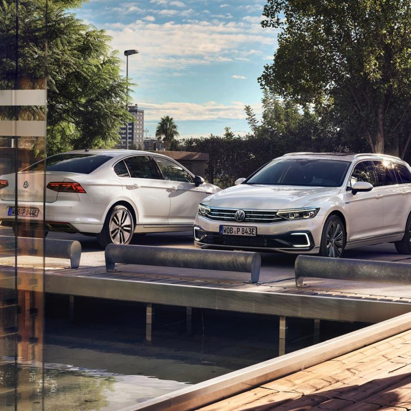 Passat GTE auto ibrido plug-in - Volkswagen