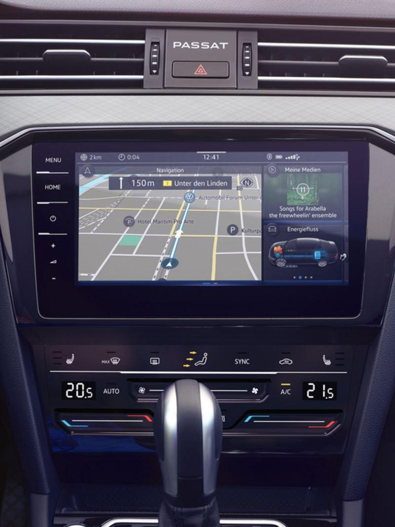 navigatore discover pro Nuova Passat Volkswagen