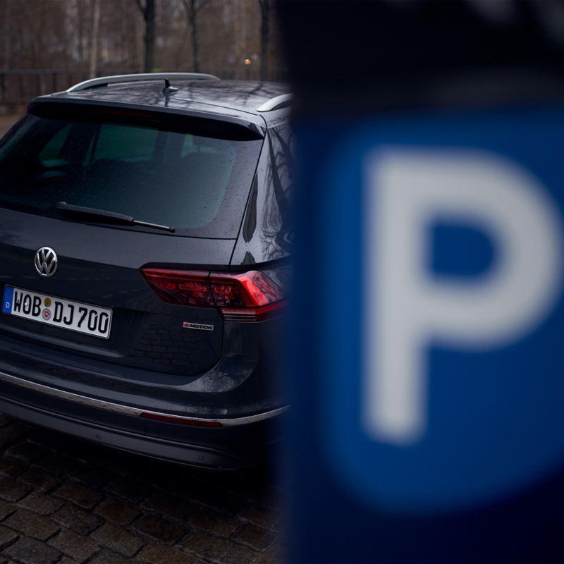 We Connect - atrast brīvu stāvvietu savai automašīnai