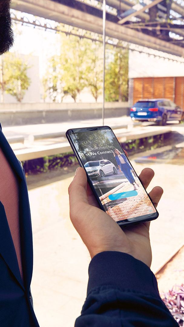Volkswagen Connectivity Services
