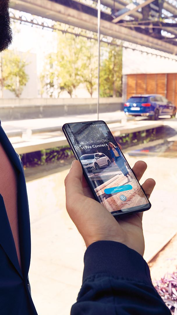 Services Connectivity de Volkswagen