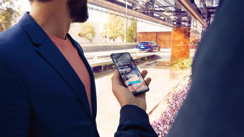 Volkswagen We Connect og Car-Net online tjenester