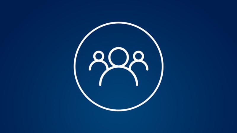 Icône La Promesse Volkswagen représentant 3 personnes