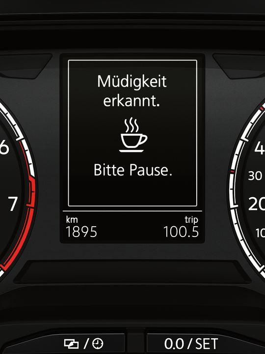 Polo Display avec détecteur de fatigue