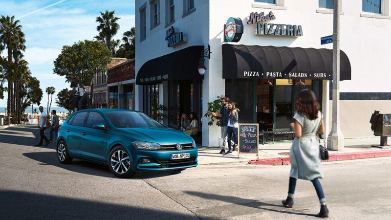 Volkswagen Polo TGI