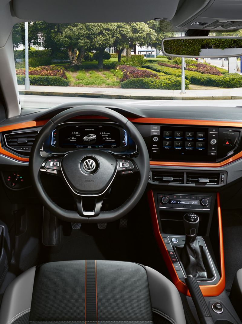 "Polo Interior ""Decor"" Energetic Orange"