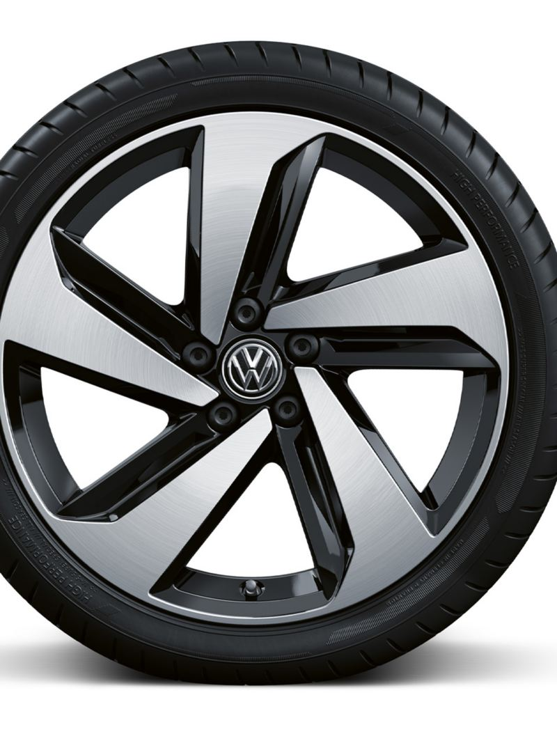 "Polo GTI alloy wheel ""Miltoon Keynes"""