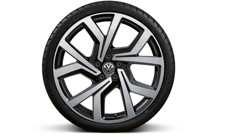 "Polo GTI alloy wheel ""Brecia"""