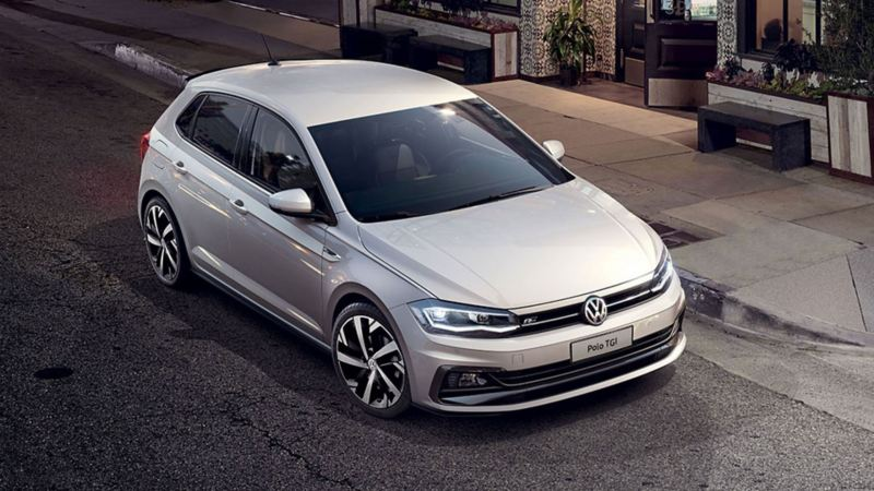 Volkswagen Polo TGI della gamma auto per Neopatentati