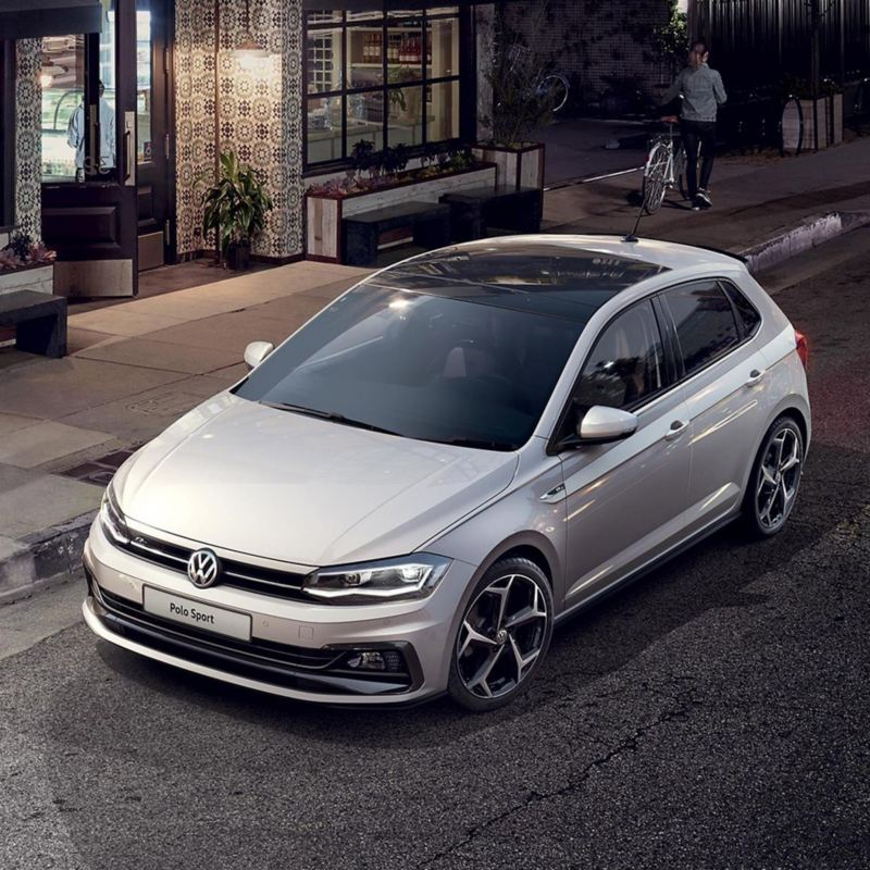 VW Polo TGI auto a metano