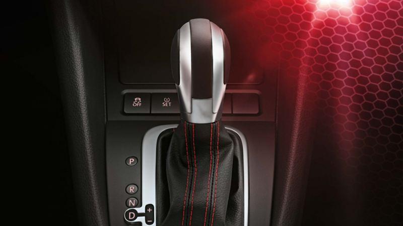 Visualizzazione dei paddle di VW Golf A6 GTI Cabriolet