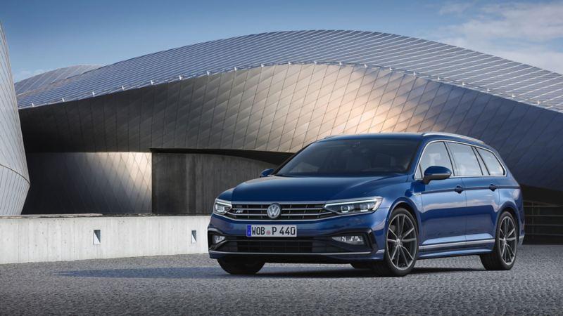 Volkswagen Passat R-Line 2019