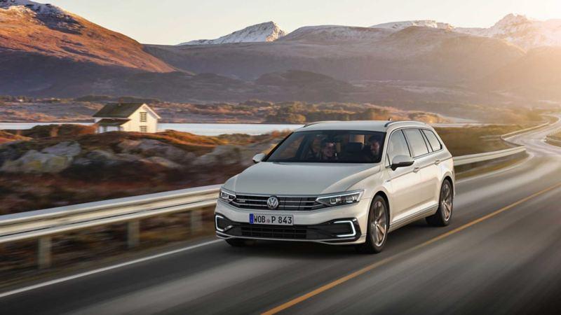 Volkswagen Passat GTE facelift