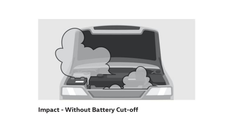 Passive Safety Battery Cut Off 1
