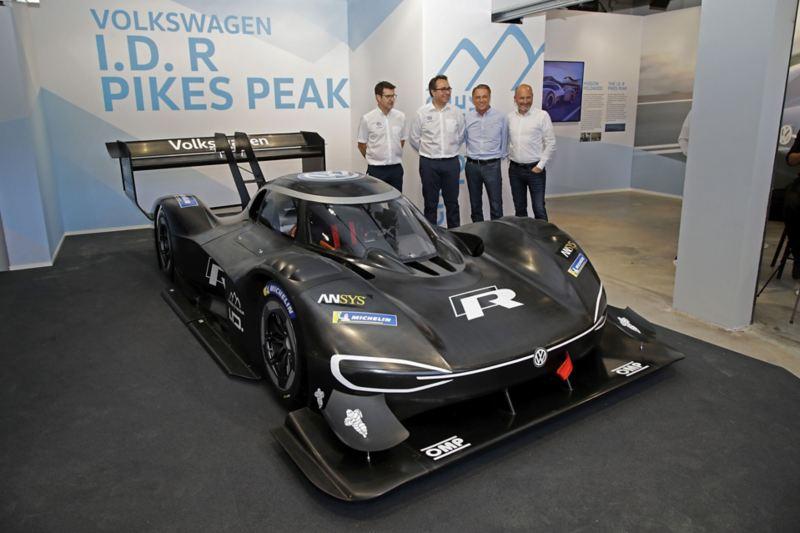 Sven Smeets Directeur Sportif de Volkswagen Motorsport