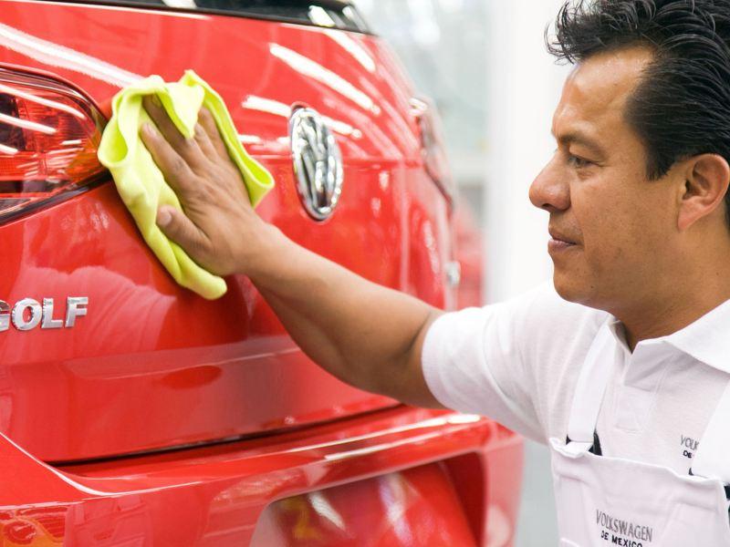 Planta de producción Volkswagen