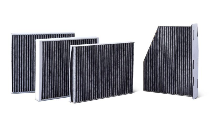 Polo Carbon Activated Filter
