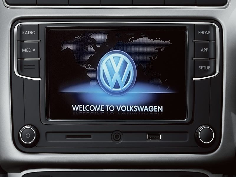 Polo Touch Screen Infotainment System
