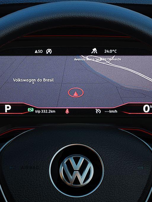 Active Info Display - Linha GTS