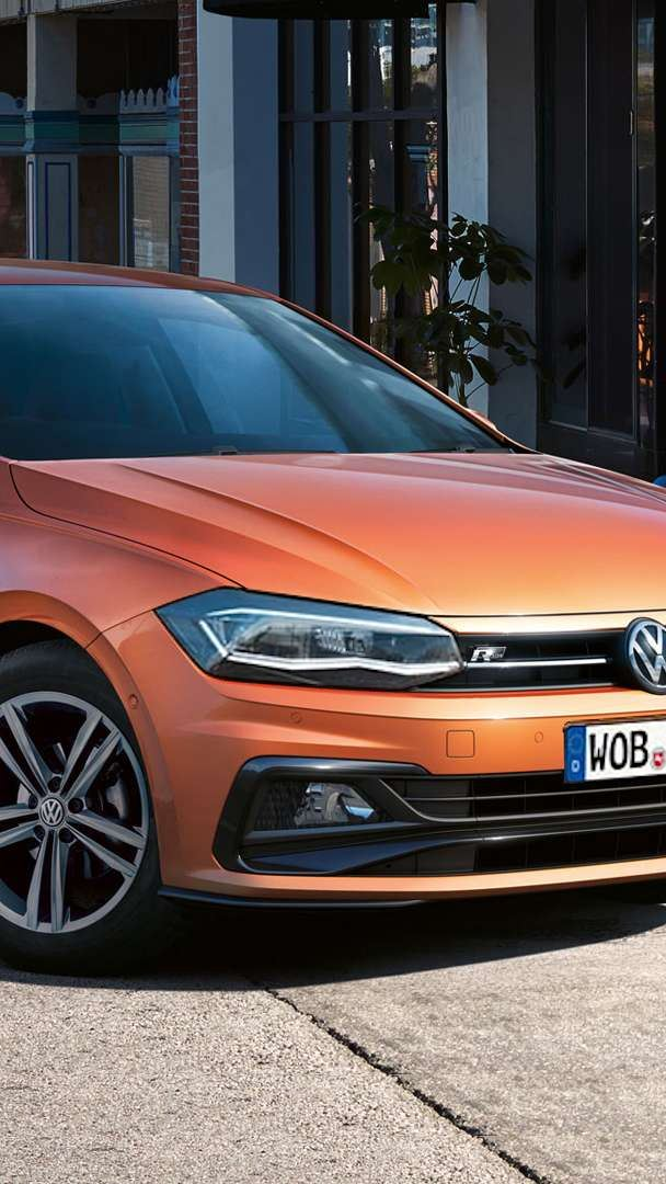 See the Polo for yourself