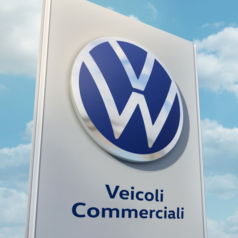 Logo Volkswagen Veicoli Commerciali