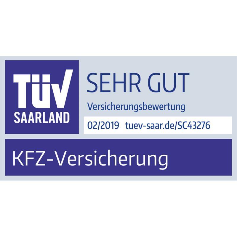 AutoVersicherung: TÜV-Siegel