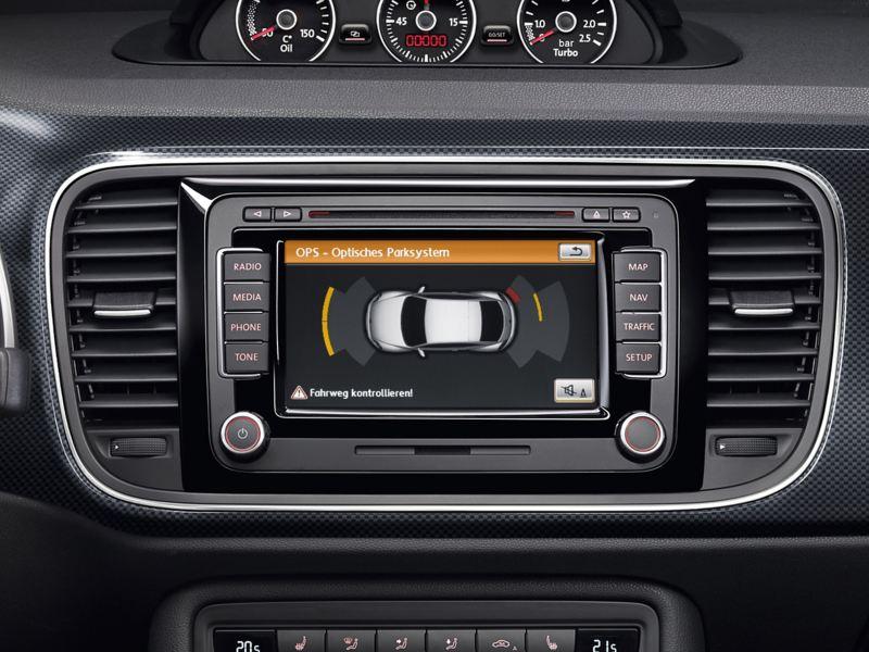 RNS 510 entertainment system